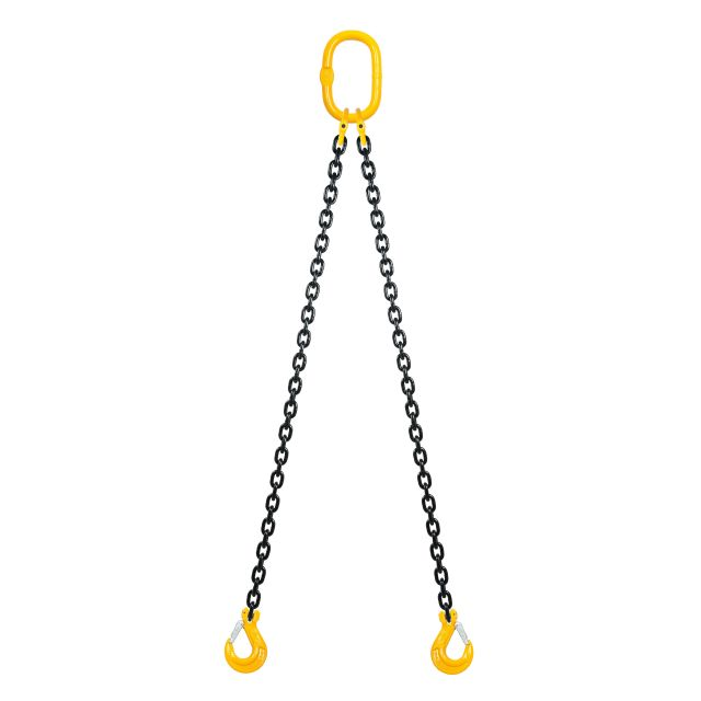 Chain sling 2-part