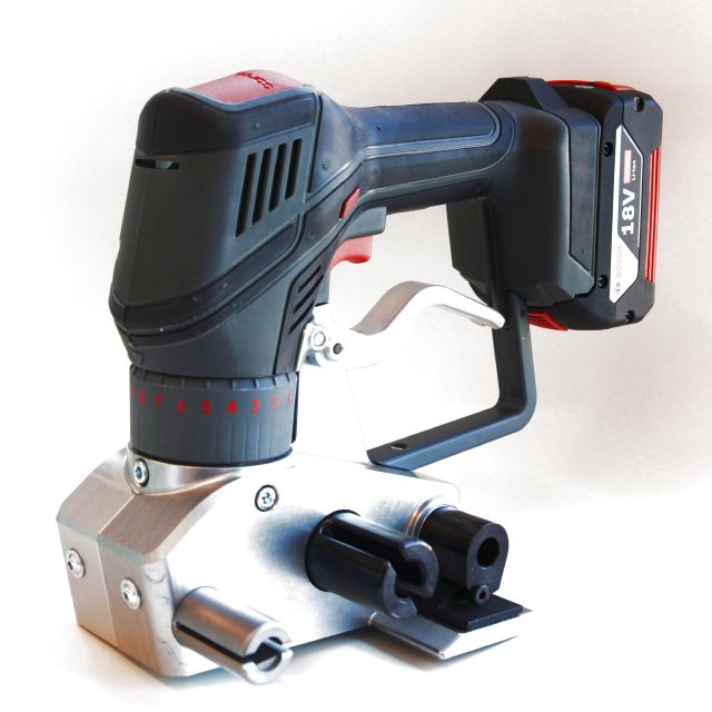 Strapping tool CBT35 MK2 battery operated